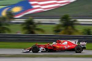 F1 Noticias de última hora Vettel espera la recuperación de Mercedes
