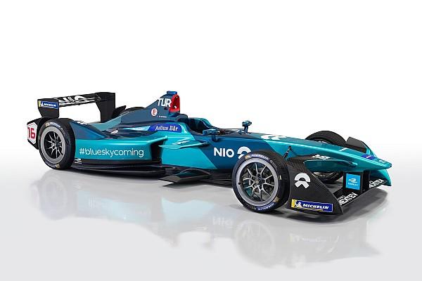 Formel E: Luca Filippi ersetzt Nelson Piquet jun. bei NIO