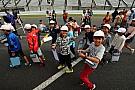 Reggeli tömeg a Japán Nagydíjon