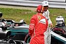 Így gratulált Vettel Hamiltonnak: kis bratyizás