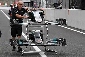 Формула 1 Аналіз Роз'яснення: як Mercedes удосконалює свою аеродинаміку – відео