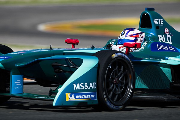 Blomqvist admits Formula E was