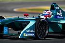 Fórmula E Blomqvist admite: Fórmula E