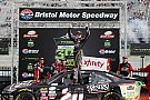 NASCAR XFINITY Erik Jones moves Ryan Blaney and takes Xfinity win at Bristol