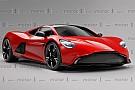 Автомобілі Aston Martin хоче запустити конкурента Tesla Roadster
