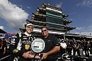 IndyCar Indy 500: Ed Carpenter auf Pole vor Penske-Trio