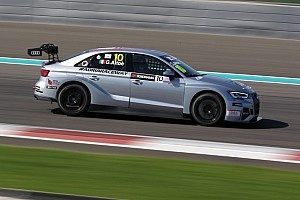 TCR Middle East Gara Giacomo Altoè vince con stile Gara 1 ad Abu Dhabi