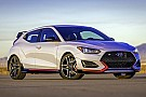 Automotive 2019 Hyundai Veloster N revealed as VW Golf GTI rival