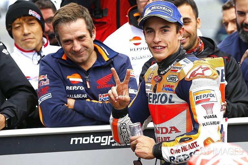 """Marquez: """"Dovizioso è 11esimo? Anche a Motegi era nono..."""""""