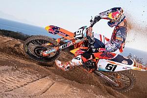 MXGP Noticias Jorge Prado, el cambio físico y de aires del 'niño' del motocross