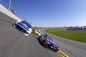 NASCAR Cup Breaking news Denny Hamlin was