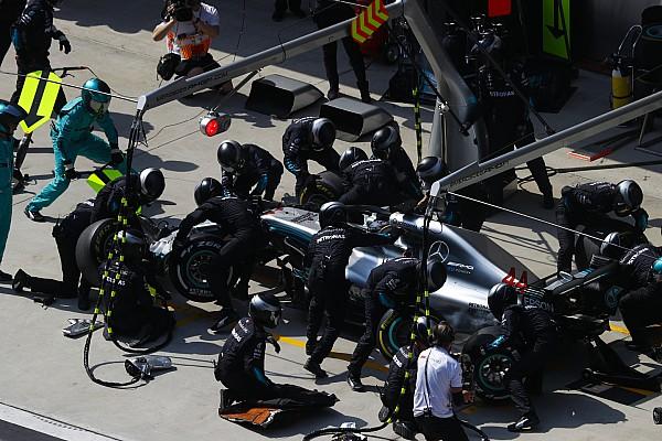 Formula 1 Son dakika Mercedes: Çin'deki pit stop rekoru Vettel'i geçmemize yardımcı oldu