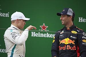 Формула 1 Новость Вольф: Боттас помог Риккардо избежать аварии