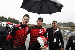 IndyCar Motorsport.com hírek Az IndyCar versenyén tette tiszteletét a világhíres színész, Chaning Tatum
