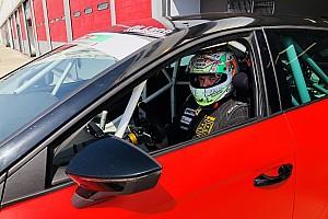TCR Italia Ultime notizie Pit Lane Competizioni convince Andrea Larini con la sua Cupra TCR