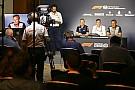 Azerbaijan GP: Friday's press conference