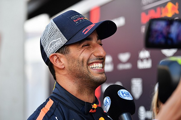"Formula 1 Breaking news Ricciardo ready to sign Red Bull deal ""early next week"""