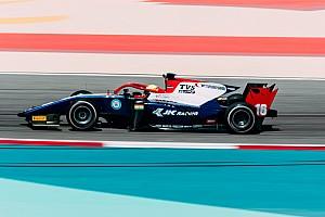 FIA F2 Test Test Sakhir, Giorno 2: Trident sugli scudi con Arjun Maini