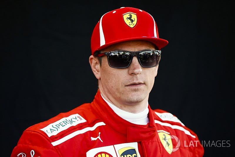 Kimi Räikkönen: Auch 2018 kein Mann der großen Worte
