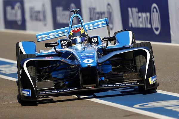 Formule E Actualités Buemi :