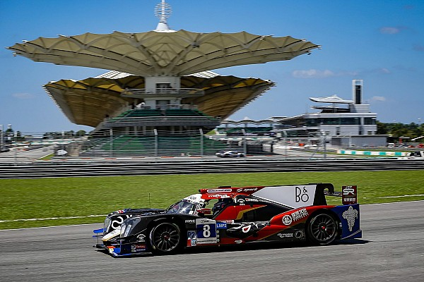 Asian Le Mans Harrison Newey conquista il titolo LMP2 nell'Asian Le Mans Series