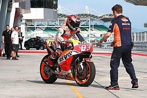 """MotoGP Noticias de última hora Márquez: """"Me sobra motivación; no tengo necesidad de dejar Honda"""""""