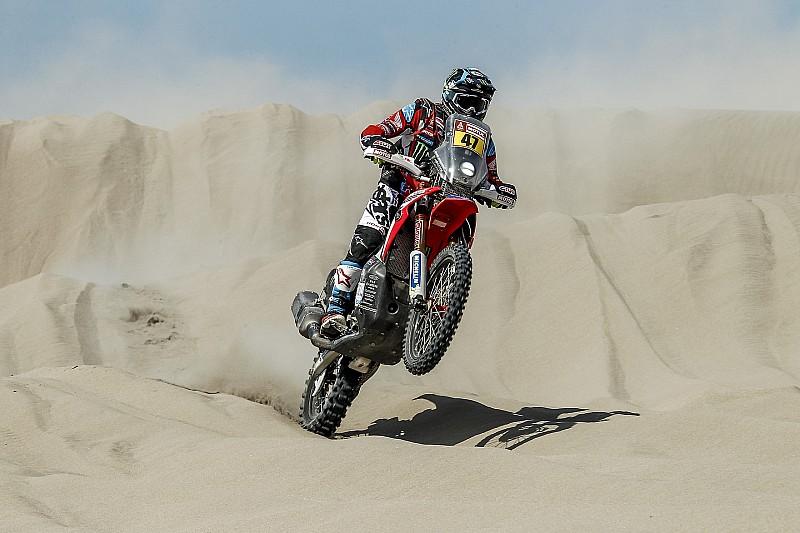 Up to 20 riders could still win Dakar, says Honda