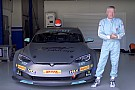 Watch Tiff Needell Drive Electric GT Tesla P100D