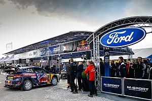 WRC Noticias de última hora Ford regresa al WRC con M-Sport