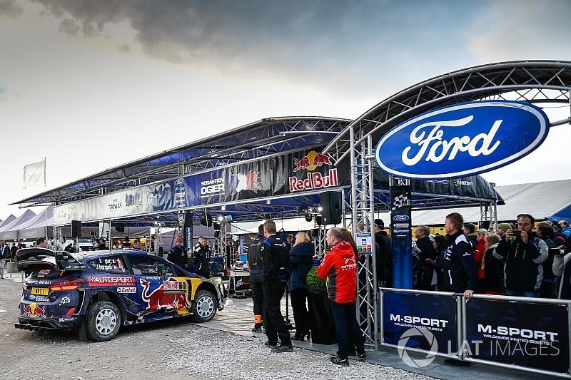 Mスポーツ・フォード復帰。WRC2018年にメーカーとして参戦