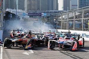 """Fórmula E Últimas notícias Heidfeld critica táticas de """"slalom"""" de Vergne em Hong Kong"""