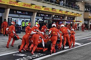 Сбитый Райкконеном механик Ferrari вернулся в паддок