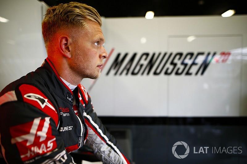 Magnussen: İvme kazanmak istiyorum