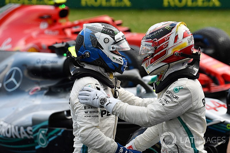 Hungarian GP: Starting grid in pictures