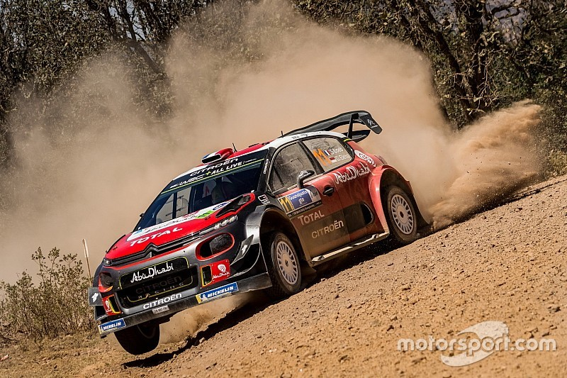 Citroen wants Loeb to expand WRC programme