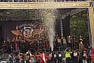 Meriahnya acara Deklarasi Surakarta Kota Otomotif