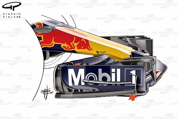 Formel 1 Fotostrecke Formel-1-Technik: Entwicklung des Red Bull RB13 in der Saison 2017