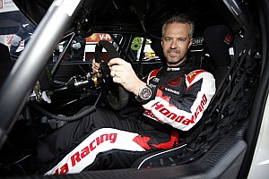 Monteiro to make racing return in WTCR Suzuka round