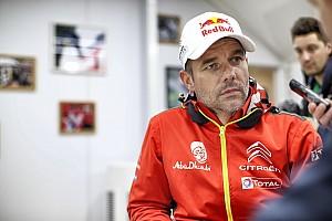 WRC Réactions Un Loeb
