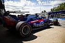 Formula 1 Gasly pushed