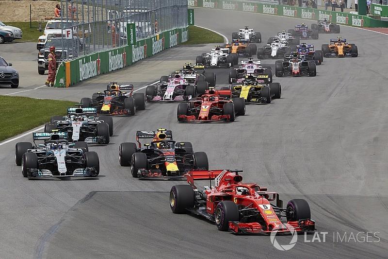 Coronel over gebrek aan spektakel in F1: