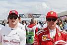 Sauber: No talk of mid-season Leclerc/Raikkonen swap
