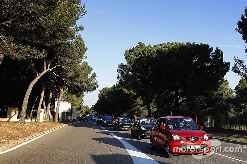 Le GP de France dévoile son plan anti-embouteillages