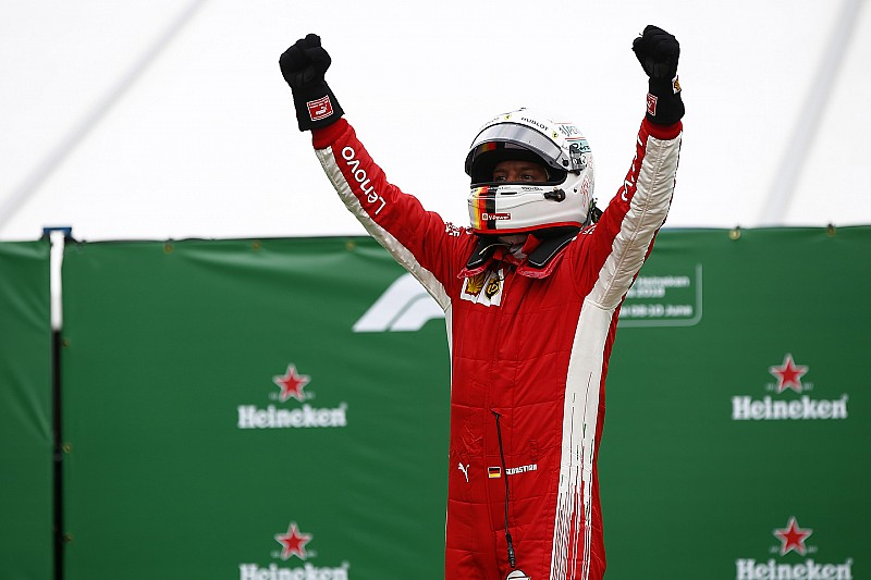 Montezemolo vê Vettel como maior favorito ao título na F1