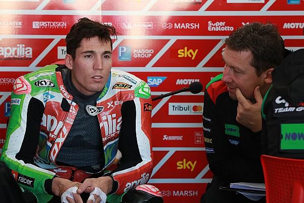 MotoGP Actualités Espargaró veut