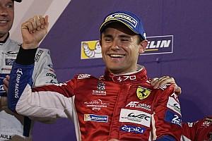 WEC Ultime notizie Davide Rigon rinnova con la Ferrari e mette nel mirino Le Mans