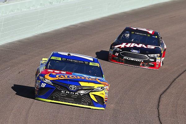 NASCAR Sprint Cup Noticias NASCAR no planea cambiar los descansos entre etapas en 2018