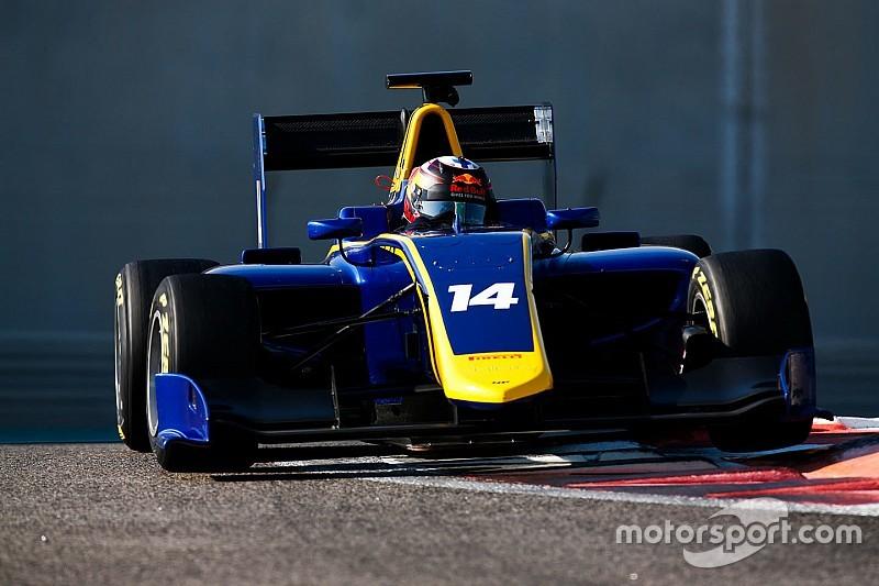 Üç günlük GP3 Abu Dhabi testlerini Kari ve Catsburg ilk sırada tamamladı