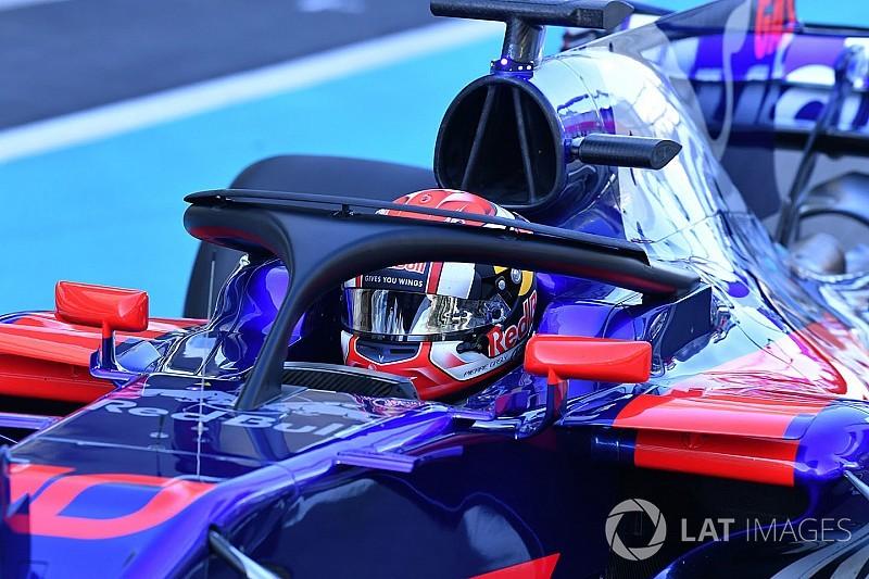 Formel-1-Technik: Die besten Bilder vom Test in Abu Dhabi