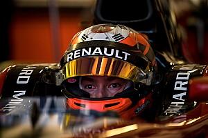 FIA F2 Actualités Malgré l'objectif manqué, Aitken